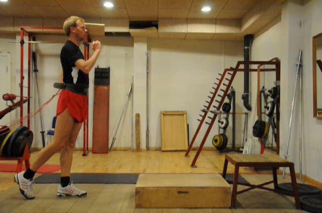 Start position i balance